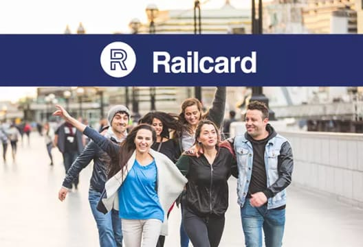33% Discount on Journeys with a Railcard at National Railcards - Wear a Face Covering, Travel Safely