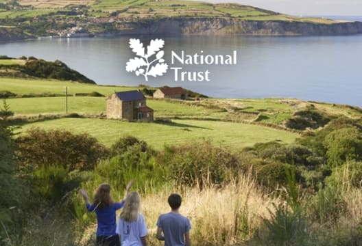 New Customers: Grab a 10% Saving on First Orders at National Trust