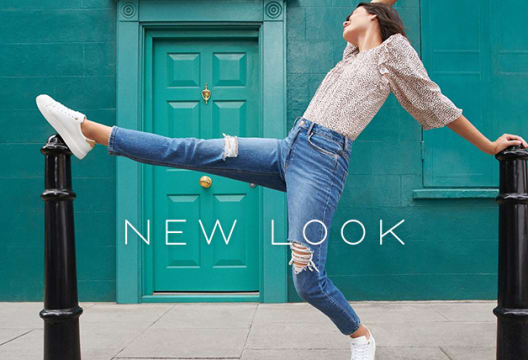 Knock a Massive 20% Off Your New Look Order When You Spend Just £40