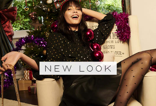 Newsletter Sign-ups at New Look Will Get You 25% Off Your First Order