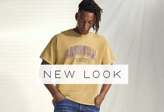 Save 10% on Your Order at New Look