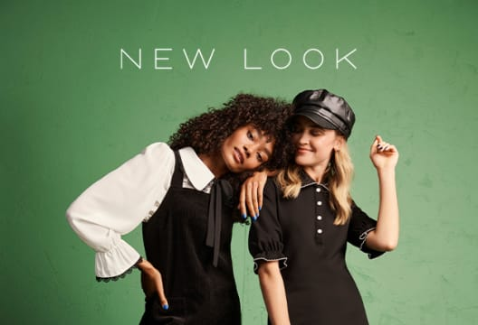 Save 25% on Your Order at New Look
