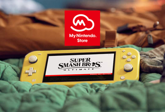 Enjoy 10% Student Discount at My Nintendo Store