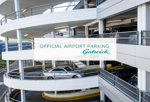 10% Saving on Parking with myGatwick Membership at Official Gatwick Airport Parking