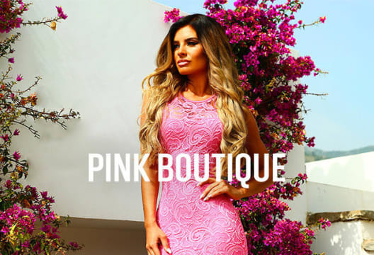 5% Off Orders for Students at Pink Boutique