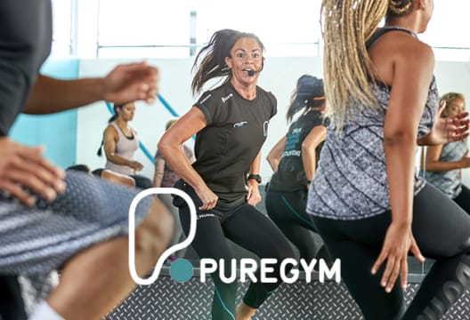 Enjoy £0 Joining Fee & 50% Off First Month at Pure Gym
