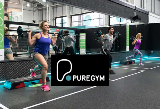 Pay in Advance at Pure Gym and Save up to 10% on Memberships