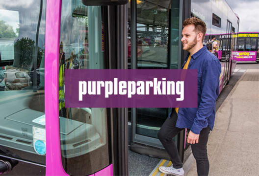 Get 15% Off with Purple Parking - Airport Parking when You Book Your Hotel, Lounge or Parking