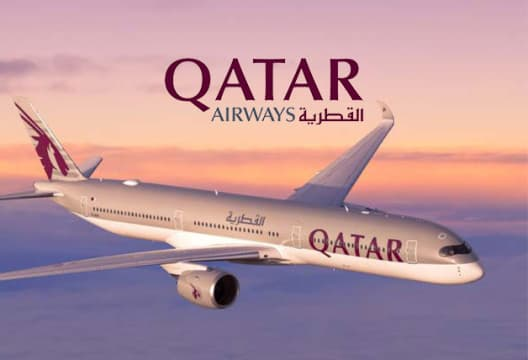 Get Extra Baggage Allowance Plus up to 5% Saving on Economy Class Return Tickets from Qatar Airways