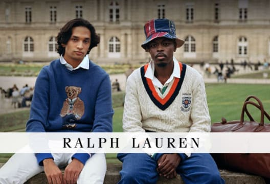 At Ralph Lauren You Can Find Men's Polo Shirts from Just £75