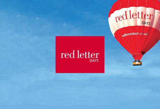 Red Letter Days is Offering 20% Off Selected Orders