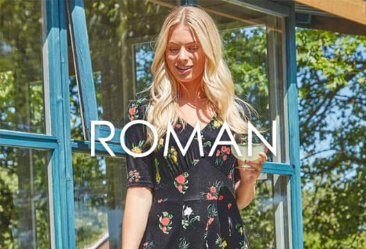 20% Discount at Roman Originals