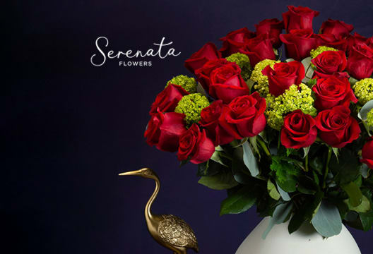 Shop at Serenata Flowers for 10% Off Sitewide