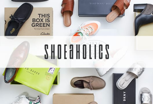 Extra 20% Saving on First Orders with Newsletter Sign-ups at Shoeaholics