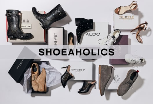 Up to 70% Off at Shoeaholics on Selected Kurt Geiger, Carvela and Miss KG Styles