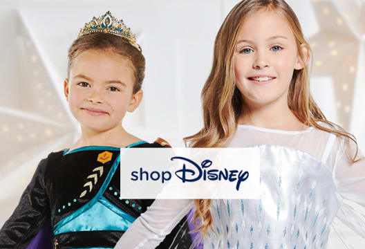 Enjoy a 15% Discount on Selected Orders Over £50 at shopDisney