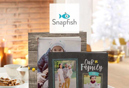 40% Off Orders Over £10   Snapfish Promo Code