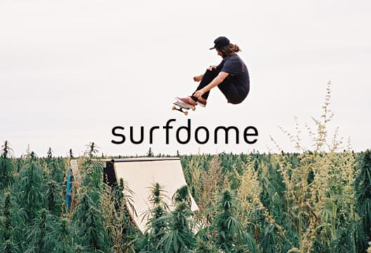 Enjoy Free UK Next Working Day Delivery on Orders Over £75 at Surfdome