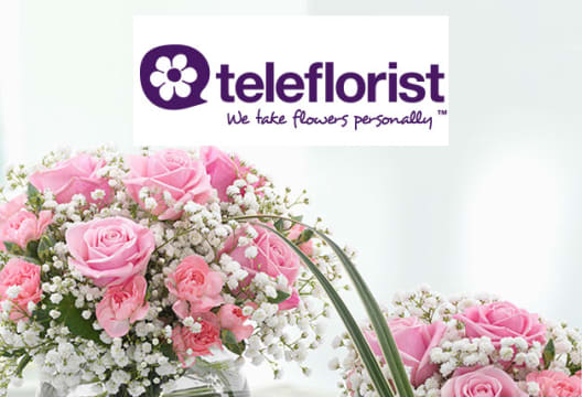 Enter This Code for 10% Off Orders at Teleflorist