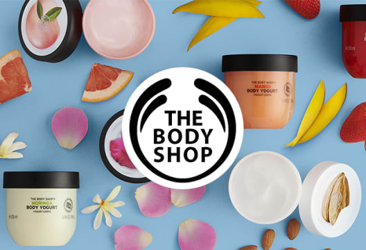 With 20% Off at The Body Shop Why Not Stock up on Your Favourites?