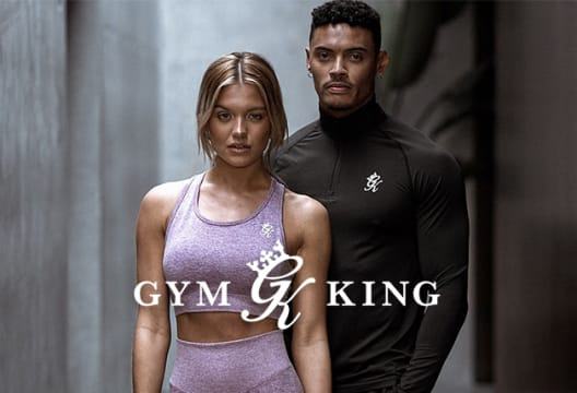 Treat Yourself with 15% Off You Gym King Order Today