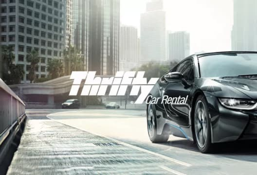 Pre-Book and You Can Save 30% on Pay on Arrival Rates at Thrifty Car Rental UK