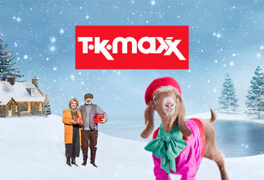 Amazing Low Prices and All Year at TK Maxx - Up to 60% Less
