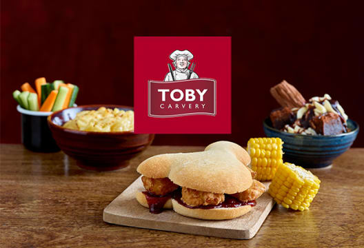 Discover Sunday Carvery from £11.29 at Toby Carvery