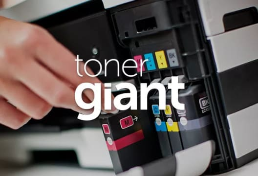 15% Saving on Toner Giant Spends