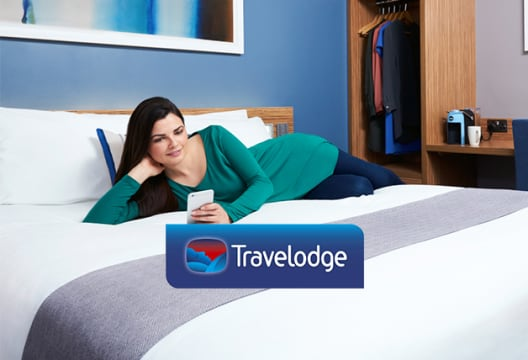 Save 5% on Bookings at Travelodge