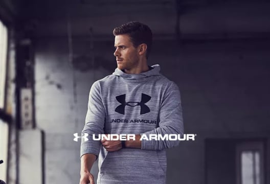 Sign-up to the Under Armour Newsletter and Get 10% Off Your Next Purchase