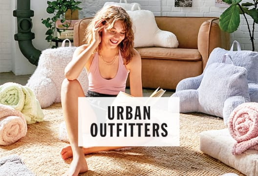 Save 15% by Signing-up to the Newsletter at Urban Outfitters