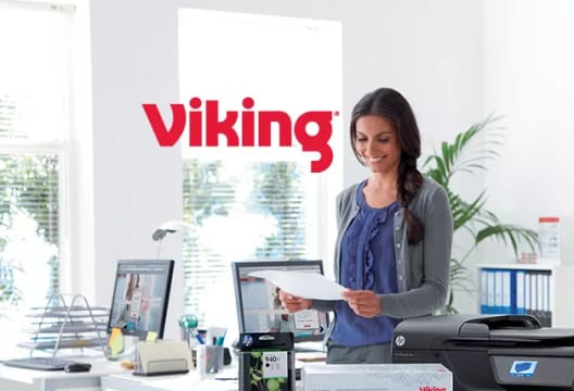Enjoy £5 Off Orders Over £59 at Viking