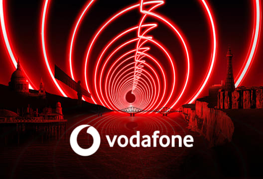 £75 Gift Card with Pay Monthly Contract Orders Over £50 at Vodafone