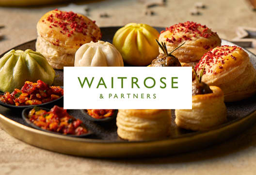 Grab All Groceries for Up to 50% Cheaper at Waitrose & Partners