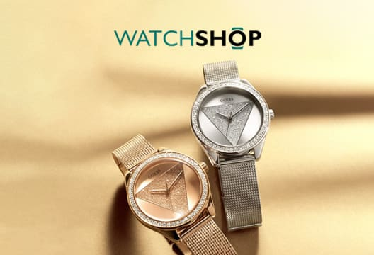 Enjoy 25% Off Selected Orders at Watch Shop