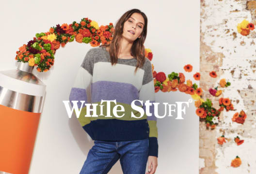 Take Advantage of up to 50% Off Orders When You Shop the Sale at White Stuff