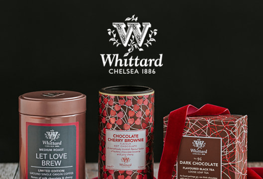 Refer a Friend at Whittard of Chelsea and Get 15% Off Your Next Order
