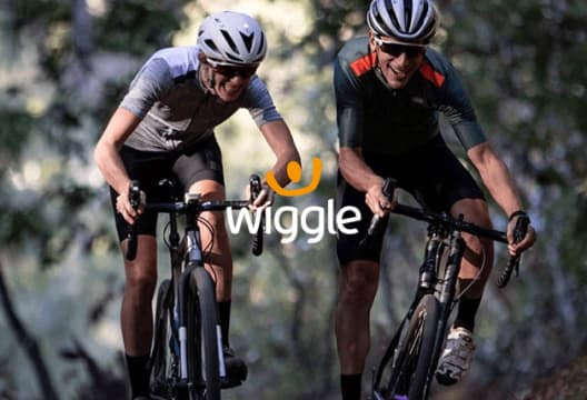 Up to 60% Off Wiggle Sale Orders